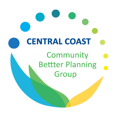 Central Coast Community Better Planning Group