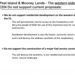 CEN Hawkesbury Access and Peat Island Proposal   2014 Page 5